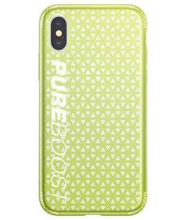 Купить Чехлы для смартфонов, Чехол Baseus для iPhone X/Xs Parkour Lemon Green, Китай