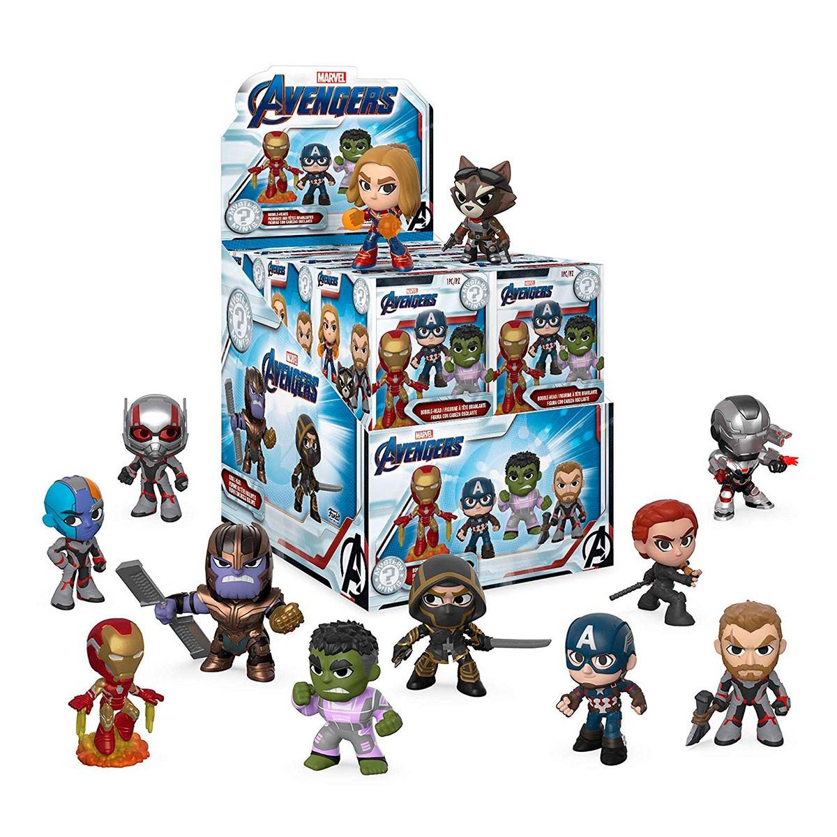 Купить Игровые фигурки, Игровая фигурка на клипсе Funko Mystery Minis Мстители: Завершение в ассортименте 7 см (37200), Вьетнам