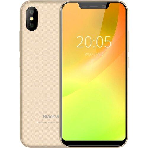 Смартфон Blackview A30 2/16GB DUALSIM Gold OFFICIAL UA