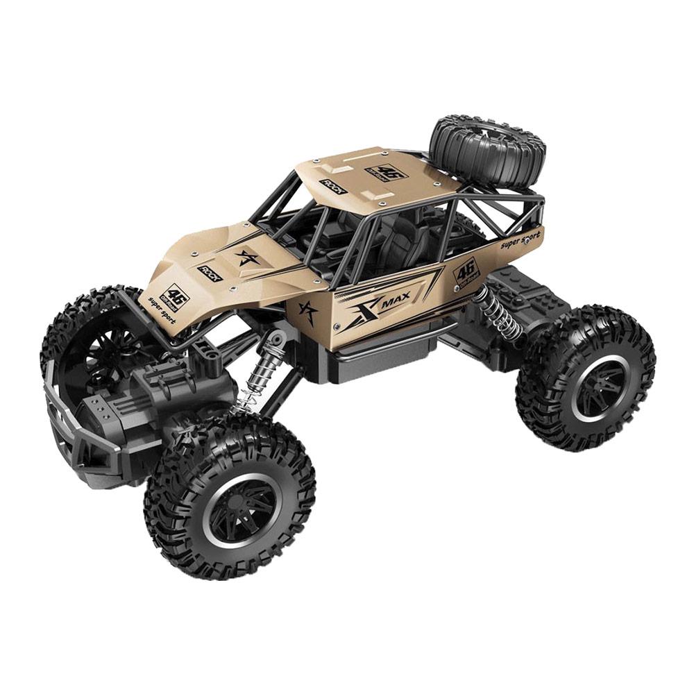 Автомодель Sulong Toys Off-road crawler Rock Sport на р/у золотая (SL-110AG)