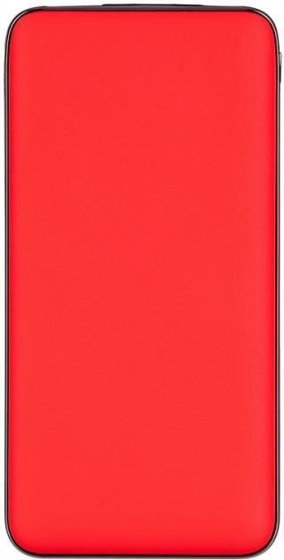 Купить Внешние аккумуляторы (Power Bank), Внешний аккумулятор (Power Bank) 2E Power Bank 10000mAh Quick Charge 3.0 Red (2E-PB1036AQC-RED)