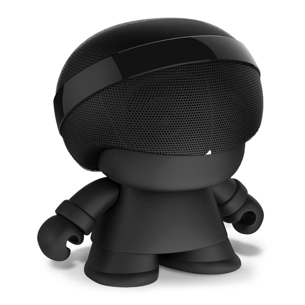 Купить Портативная акустика, Портативная колонка Xoopar Grand Xboy Led черная 20 см (XBOY31009.21R), Китай