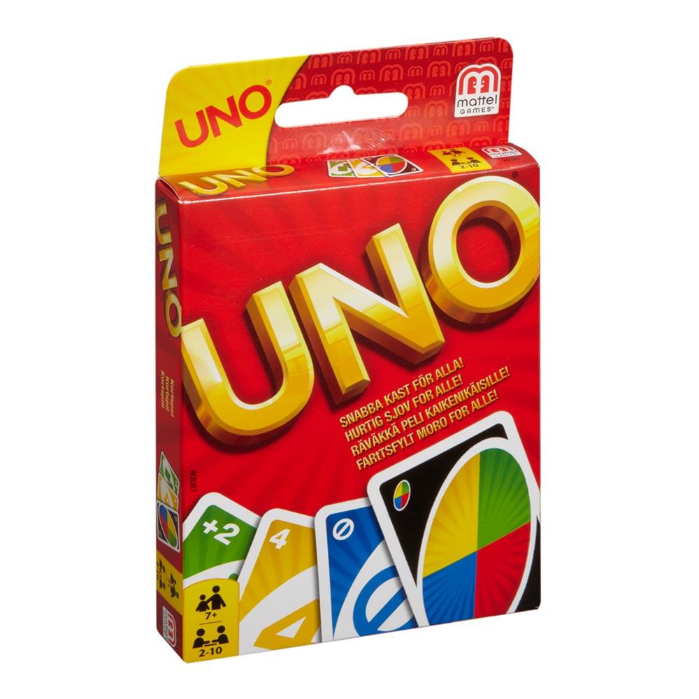 Настольная игра Mattel Games UNO (W2087)