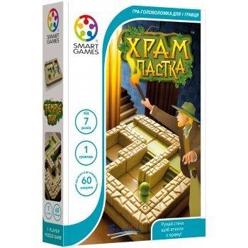 Настольная игра Smart Games Храм - ловушка (SG 437 UKR)