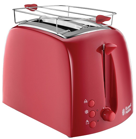 Тостер Russell Hobbs 21642-56 Textures Red