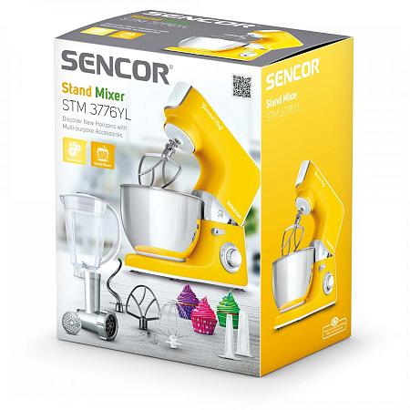 Комбайн кухонный Sencor STM3776YL